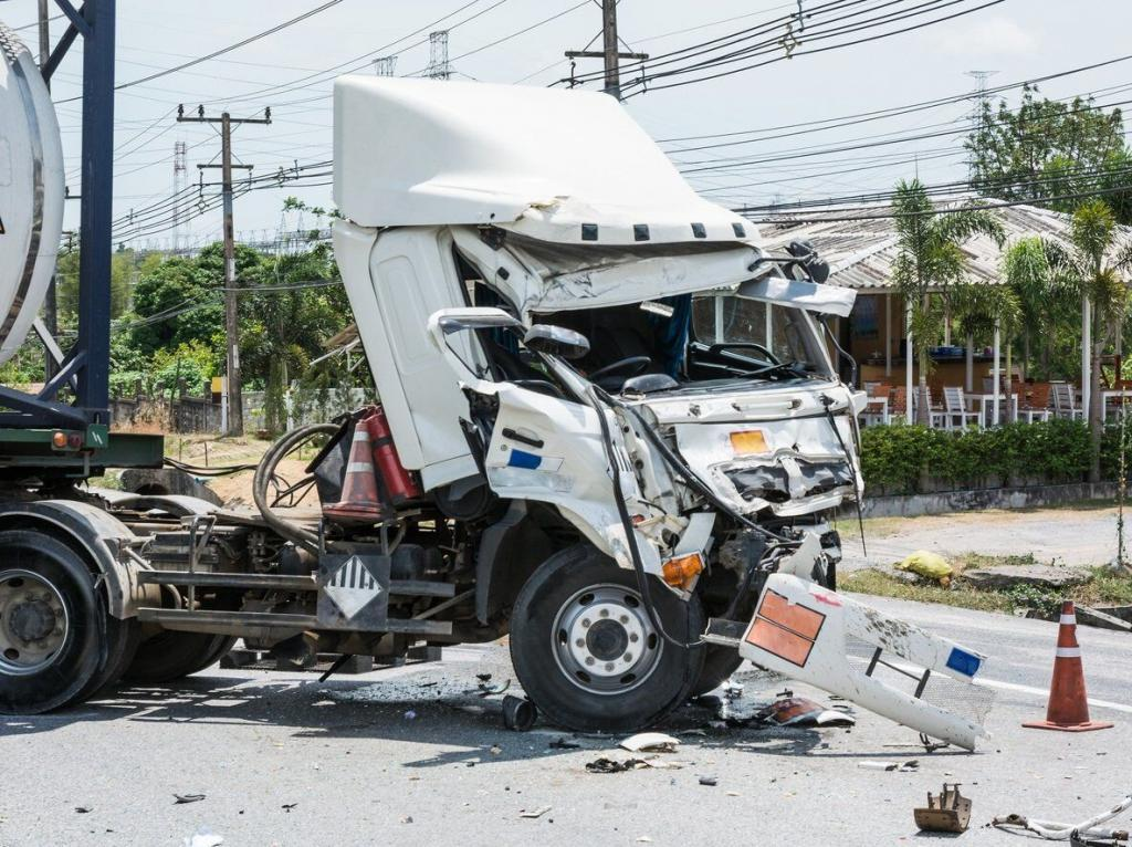 Workers Compensation Claims and Their Causes Truck Accidents