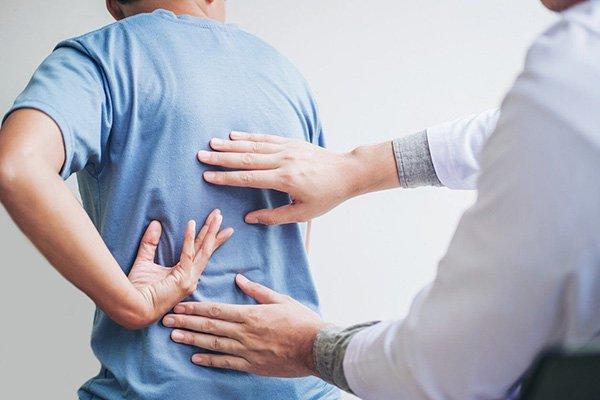 Work Related Injuries Back Injury