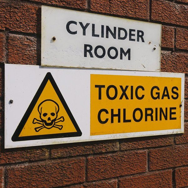 Work Related Injuries Chemical Exposure