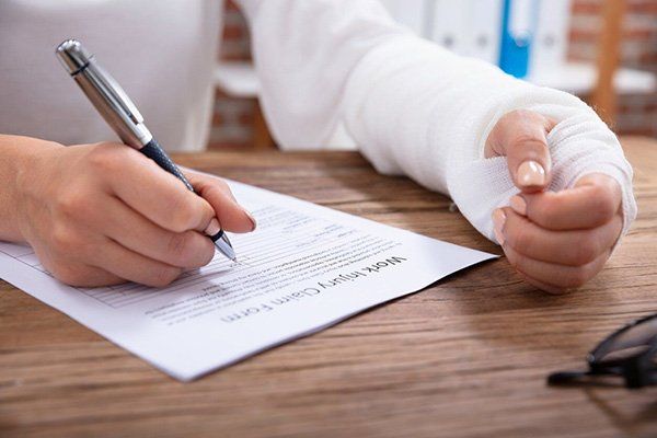 Work Related Injuries Hand Injury