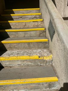 Slip and Fall Accidents in the Workplace